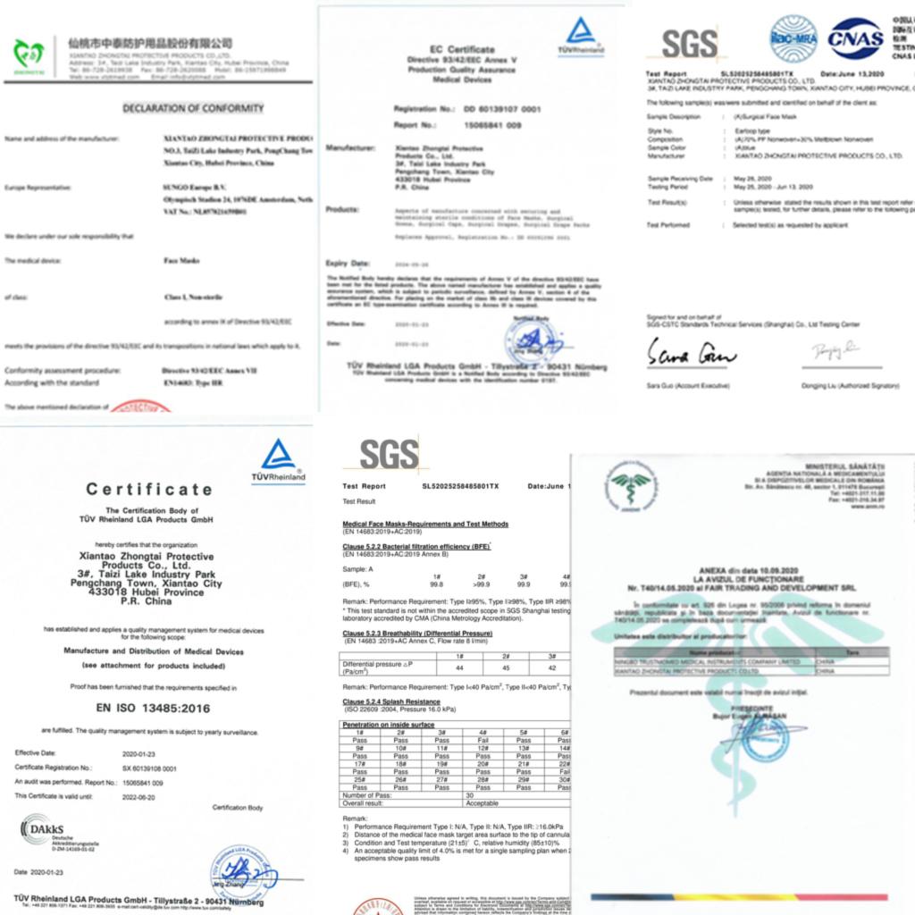 documente masti medicale chirurgicale IIR